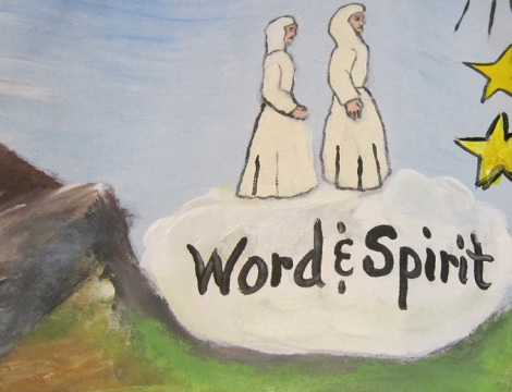 Word & Spirit Resurrected to Heavenly Places