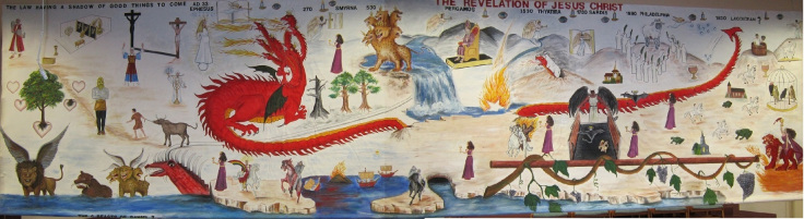 Historical Depiction of the Revelation