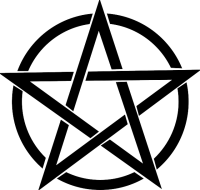 pagan pentagram