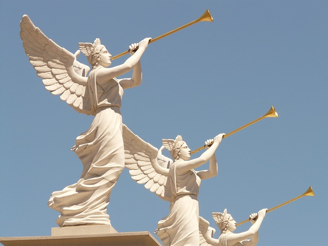 three-trumpet-angels