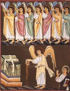 7 Trumpet Angels