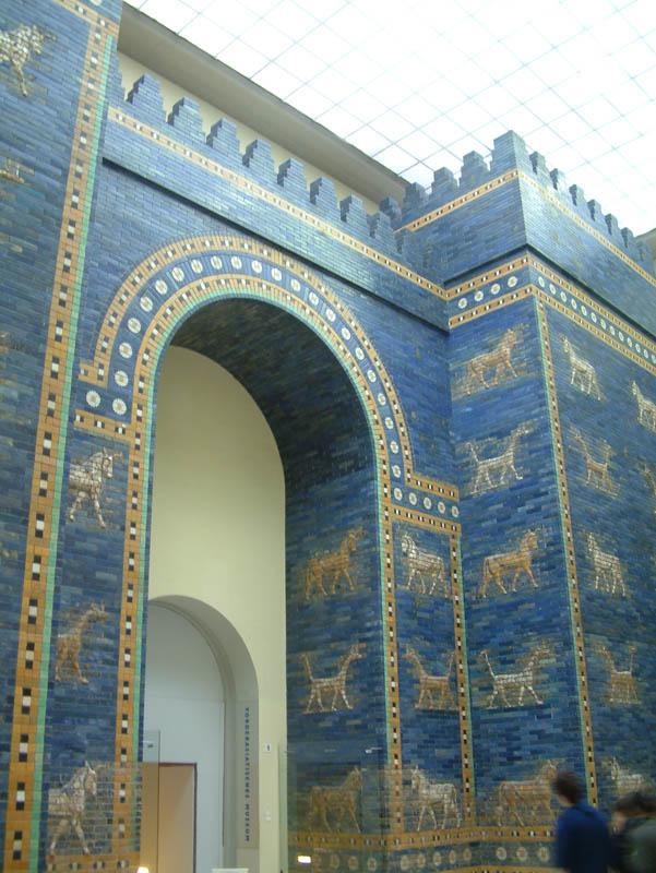 Babylon Ishitar Gate